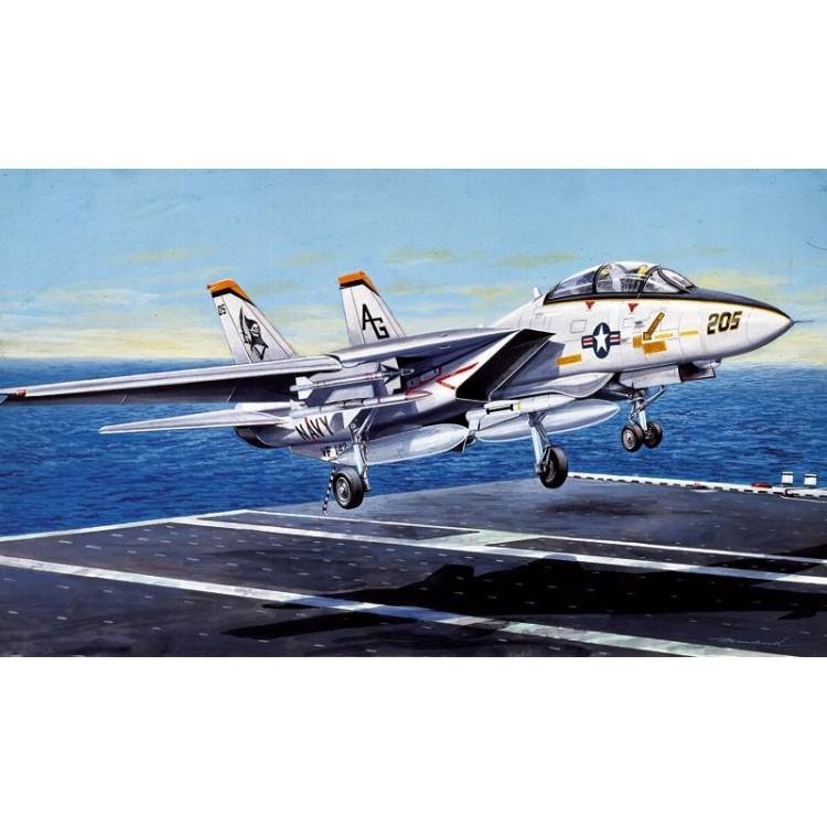Model Kit letadlo 1156 - F-14 A TOMCAT (1:72)