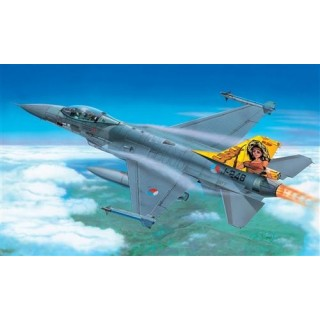 Model Kit letadlo 1271 - F-16A/B FIGHTING FALCON (1:72)