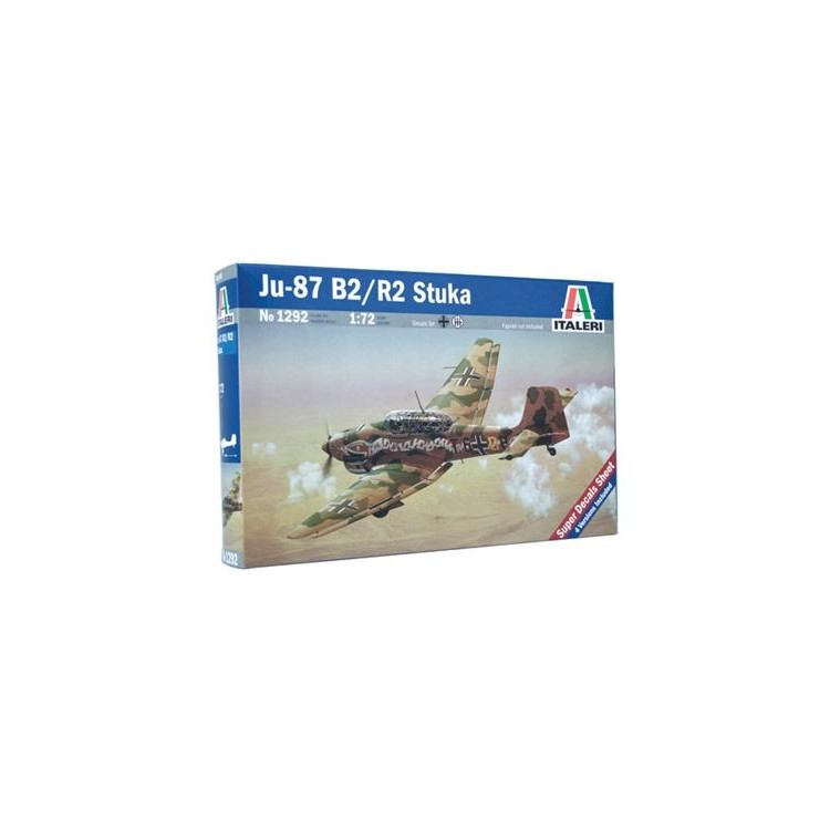 Model Kit letadlo 1292 - JU-87 B-2/R-2 STUKA (1:72)