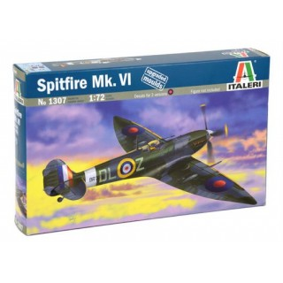 Model Kit letadlo 1307 - SPITFIRE Mk.VI (1:72)