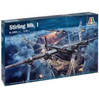 Model Kit letadlo 1335 - STIRLING MK.I (1:72)