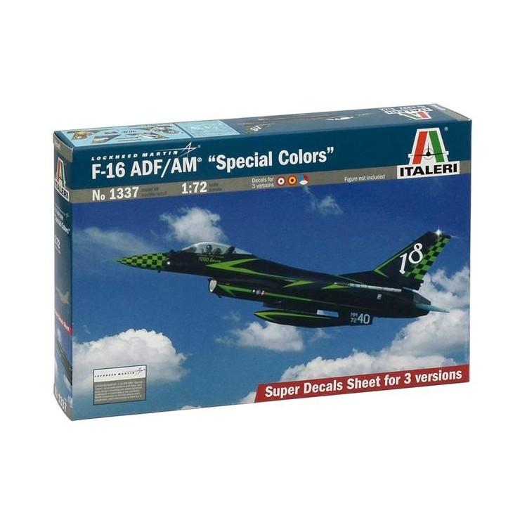 """Model Kit letadlo 1337 - F-16 ADF/AM """"Special colors"""" (1:72)"""