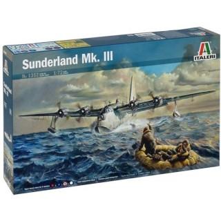 Model Kit letadlo 1352 - SUNDERLAND Mk.III (1:72)