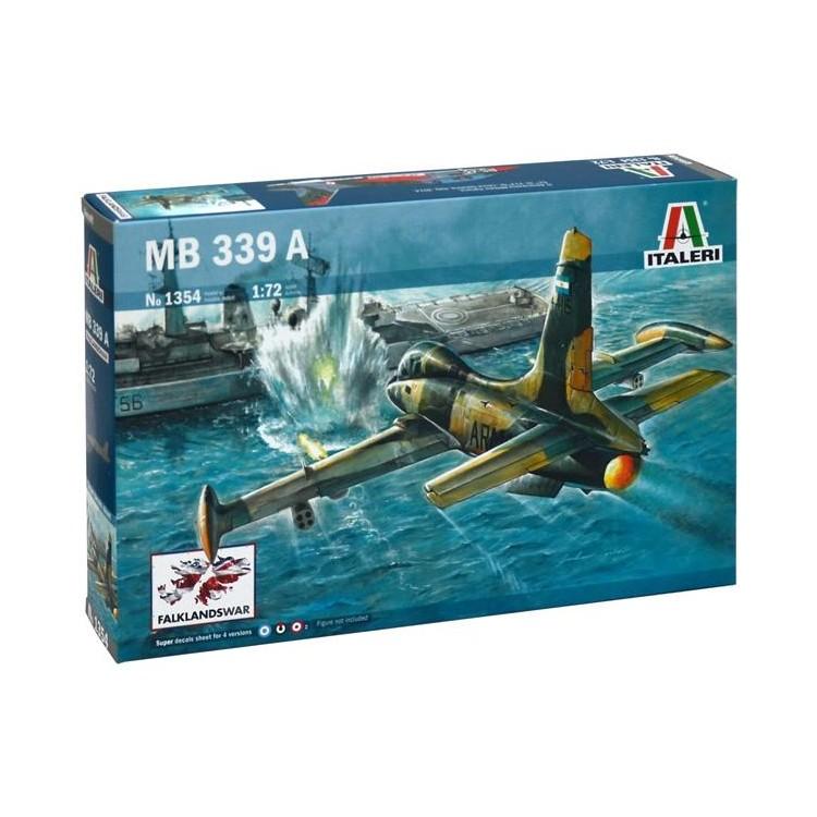 Model Kit letadlo 1354 - MB 339 A (1:72)