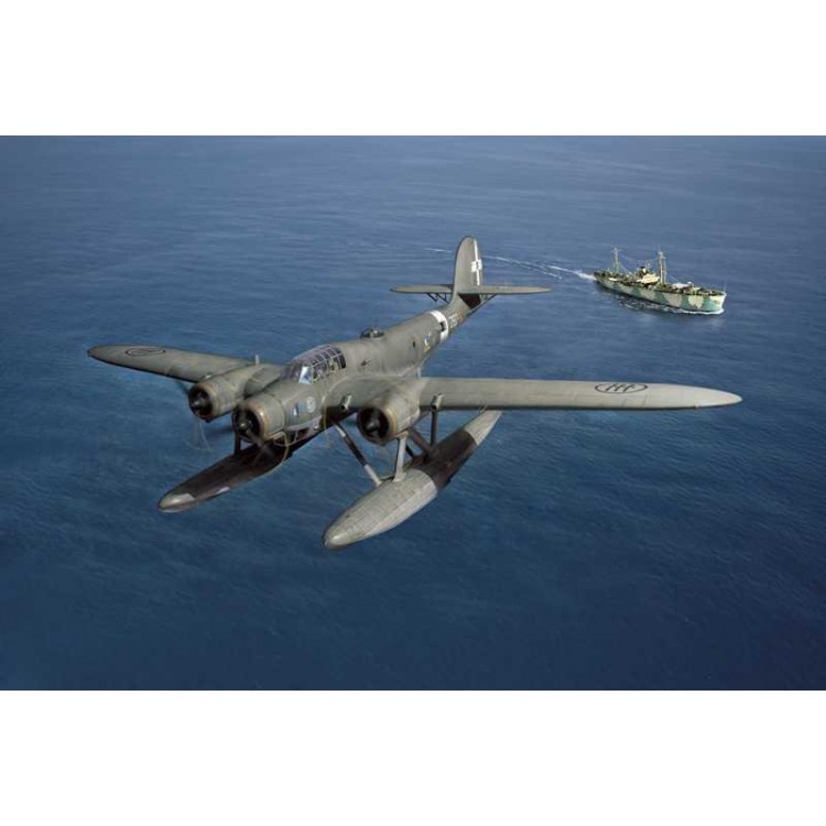 Model Kit letadlo 1360 - CANT.Z 506B AIRONE (Historic Upgrade) (1:72)