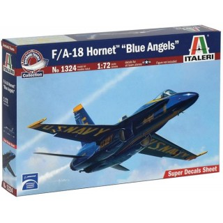 "Model Kit letadlo 1324 - 1:72 F/A-18 ""BLUE ANGELS"" (1:72)"