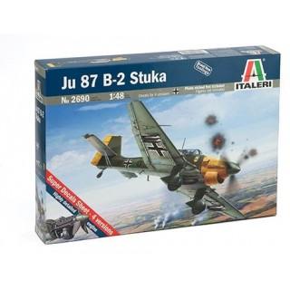 Model Kit letadlo 2690 - JU-87 B-2 STUKA (1:48)