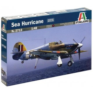 Model Kit letadlo 2713 - SEA HURRICANE (1:48)