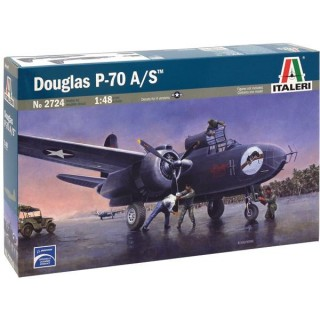 Model Kit letadlo 2724 - P-70A/S (1:48)