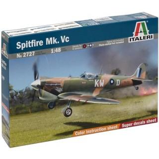 Model Kit letadlo 2727 - SPITFIRE Mk.Vc (1:48)