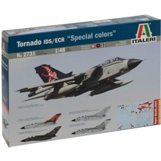 "Model Kit letadlo 2731 - TORNATO IDS/ECR ""Special colors"" (1:48)"