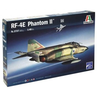 Model Kit letadlo 2737 - RF-4E PHANTOM II (1:48)