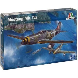 Model Kit letadlo 2745 - MUSTANG Mk.IVa (1:48)