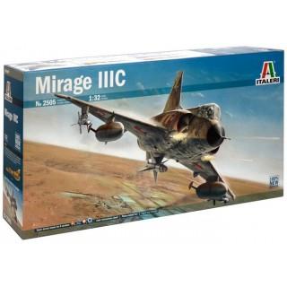 Model Kit letadlo 2505 - MIRAGE III (1:32)