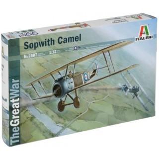 Model Kit letadlo 2507 - SOPWITH CAMEL (1:32)