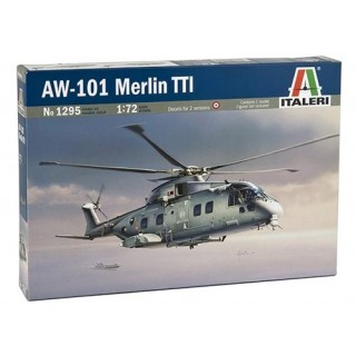 Model Kit vrtulník 1295 - AW-101 MERLIN TTI (1:72)
