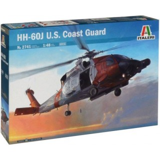 Model Kit vrtulník 2741 - HH-60J U.S. COAST GUARD (1:48)
