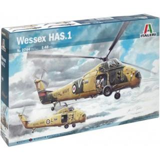 Model Kit vrtulník 2744 - WESSEX HAS.1 (1:48)