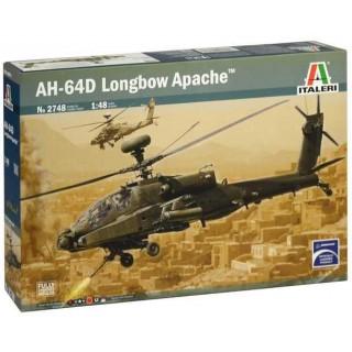 Model Kit vrtulník 2748 - AH-64D LONGBOW APACHE (1:48)