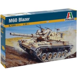 Model Kit tank 6391 - M60 BLAZER (1:35)