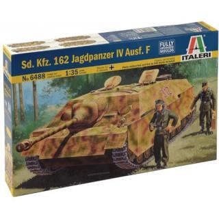 Model Kit tank 6488 - Jagdpanzer IV Ausf.F L/48 late (1:35)