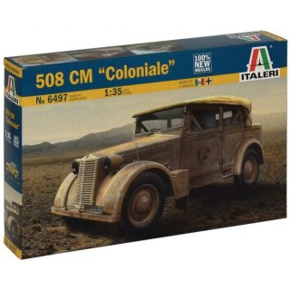 "Model Kit military 6497 - 508 cm ""COLONIALE"" (1:35)"