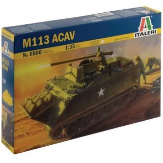 Model Kit military 6506 - M113 ACAV (1:35)