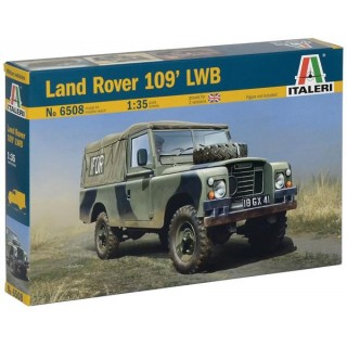 Model Kit military 6508 - LAND ROVER 109' LWB (1:35)