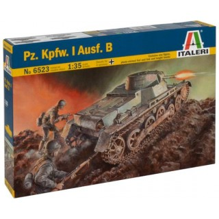Model Kit military 6523 - Pz. Kpfw. I Ausf. B (1:35)