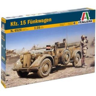 Model Kit military 6526 - Kfz. 15 FÜNKWAGEN (1:35)