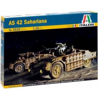 Model Kit military 6530 - AS 42 SAHARIANA (1:35)