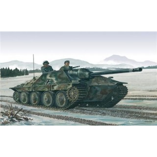 Model Kit military 7057 - JAGDPANZER 38(t) HETZER (1:72)