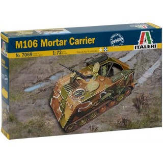 Model Kit military 7069 - M106 MORTAR CARRIER (1:72)