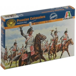 Model Kit figurky 6007 - PRUSSIAN CAVALRY (NAP.WARS) (1:72)