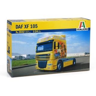 Model Kit truck 3842 - DAF XF 105 (1:24)
