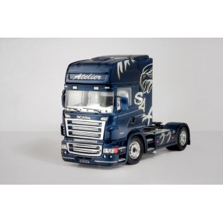 Model Kit truck 3850 - SCANIA R620 ATELIER (1:24)