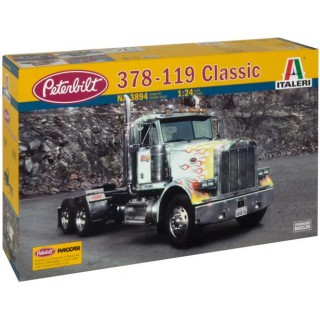 Model Kit truck 3894 - CLASSIC PETERBILT 378-119 (1:24)
