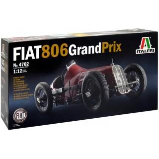 Model Kit auto 4702 - FIAT 806 GRAND PRIX (1:12)