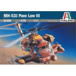 Model Kit vrtulník 0030 - MH-53 J PAVE LOW III (1:72)