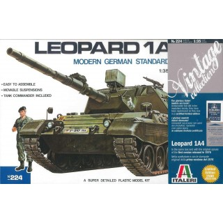 Vintage Collection tank 0224 - LEOPARD 1A4 (1:35)