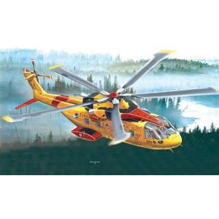 Model Kit vrtulník 1226 - EH-101 CORMORANT (1:72)