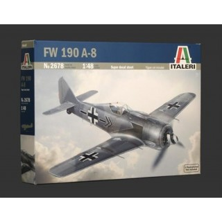 Model Kit letadlo 2678 - FW 190 A-8 (1:48)