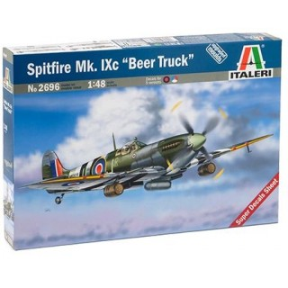 "Model Kit letadlo 2696 - SPITFIRE Mk. IXc ""Beer Truck"" (1:48)"