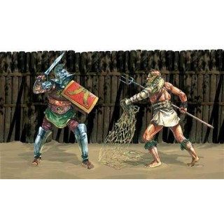 Model Kit figurky 6869 - GLADIATORS (1:32)