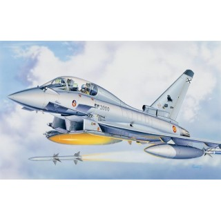 Model Kit letadlo 0099 - EF-2000B EUROFIGHTER (1:72)