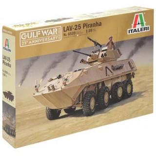 Model Kit military 6539 - LAV-25 ()