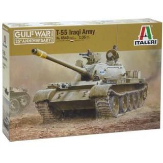 Model Kit tank 6540 - T-55 (1:35)