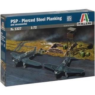 Model Kit  1327 - PSP - PIERCED STEEL PLANKING & ACCESSORIES (1:72)