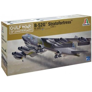 Model Kit letadlo 1378 - B-52G STRATOFORTRESS (1:72)