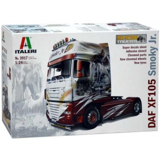 Model Kit truck 3917 - DAF XF-105 (1:24)